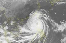 Mangkhut forecast to make landfall in Vietnam on Sept. 17