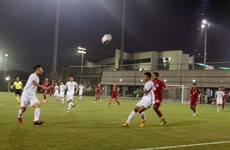 Vietnam loses to Qatar in U19 friendly tournament