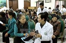 Da Nang works to care for the elderly