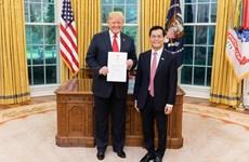 US President appreciates development of Vietnam-US ties