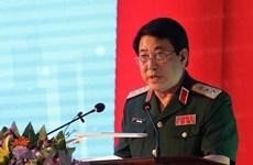 Vietnam army's delegation visits Laos, Cambodia