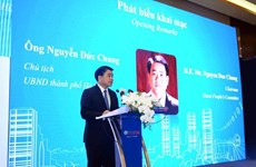 ASOCIO Smart City Summit 2018 opens in Hanoi