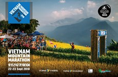 3,400 runners to compete in sixth Vietnam Mountain Marathon