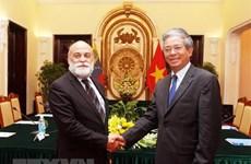 Vietnam, Venezuela hold 7th political consultation