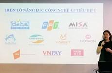 Vietnam's leading IT companies announced
