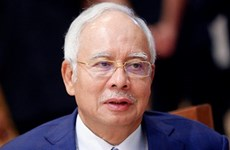 Former Malaysian PM arrested for new corruption charges