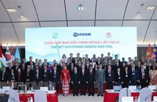 ASOSAI 14: Delegates show support for Vietnam's chairmanship