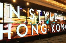 """In Style – Hong Kong"" promotion campaign opens in HCM City"
