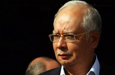 Former Malaysian PM Najib Razak charged with money laundering, power abuse