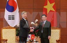 Vietnam, RoK plan joint audit on ASOSAI 14 sidelines