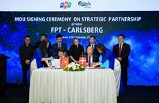 FPT becomes Carlsberg's technology partner