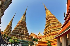 Thai temple becomes third best tourist destination in Asia