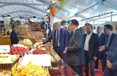 Vietnam present at Int'l Fair of Caen in France as guest of honour