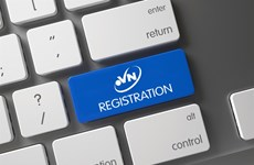 National domain name use surges