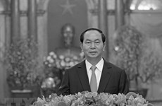 More condolences to Vietnam over President's passing