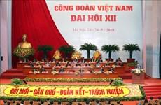 12th Vietnam trade union congress kicks off in Hanoi