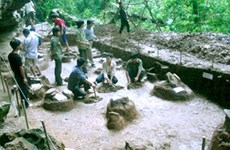 Prehistoric caves discovered in Tuyen Quang province
