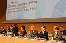 Vietnam chairs WIPO's 58th series of meetings of member states' assemblies