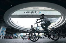 World Car Free Day 2018 observed in Bangkok