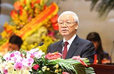 Party leader tasks trade unions to raise operational efficiency