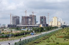 FDI flow into Vietnam's real estate sustains stable growth