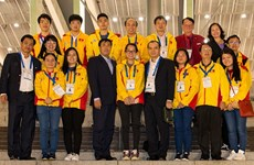 Vietnam brings strongest team to Batumi Chess Olympiad