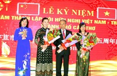 Friendship association fosters 25 years of Vietnam-China ties