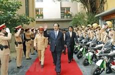 General Tran Dai Quang – respected commander of public security force