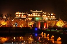 Japanese travel agencies on FAM trip to experience Hue