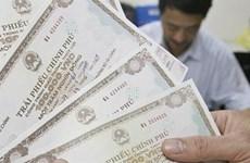 Vietnam raises another 3.8 trillion VND from G-bonds
