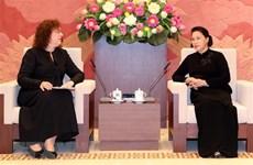 Vietnam, Russia intensify parliamentary cooperation