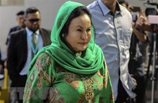 Former Malaysian PM's wife questioned on 1MDB