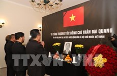 VN's embassies hold tribute-paying ceremonies for President