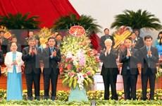 Vietnam General Confederation of Labour wraps up 12th congress