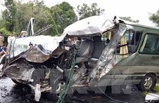 Traffic accidents cause 50 trillion VND in losses to Vietnam a year