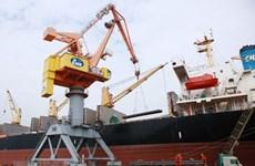 Cargo through seaports surges