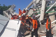 Indonesia's earthquake, tsunami not declared as national disaster