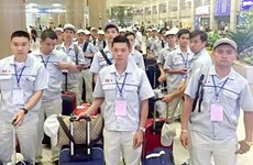 Vietnam sends 86,000 workers abroad in eight months