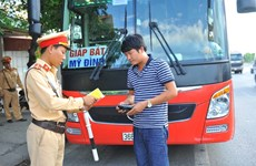 Police propose points system for driving offences