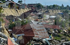 Indonesia: Another quake hit near Flores