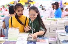 Hanoi Book Festival kicks off at Thang Long Imperial Citadel