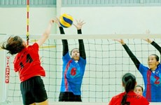 Int'l Volleyball Championship – Vinh Long TV Cup closes