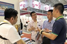 Vietnam Int'l Plastic & Rubber Industry Exhibition opens