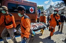 Indonesia: Quake-tsunami casualties exceed 1,500