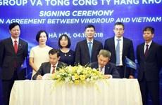 Vietnam Airlines, Vingroup ink cooperation deal