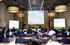 Workshop looks to improve vocational, language training quality