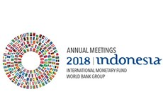 Annual IMF-WB meeting kicks off in Indonesia
