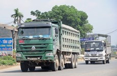 VEC bans 31,000 overloaded trucks from highways