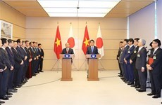 Vietnam, Japan agree to advance extensive strategic partnership