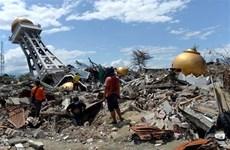 IMF raises funds to aid quake-tsunami survivors in Indonesia